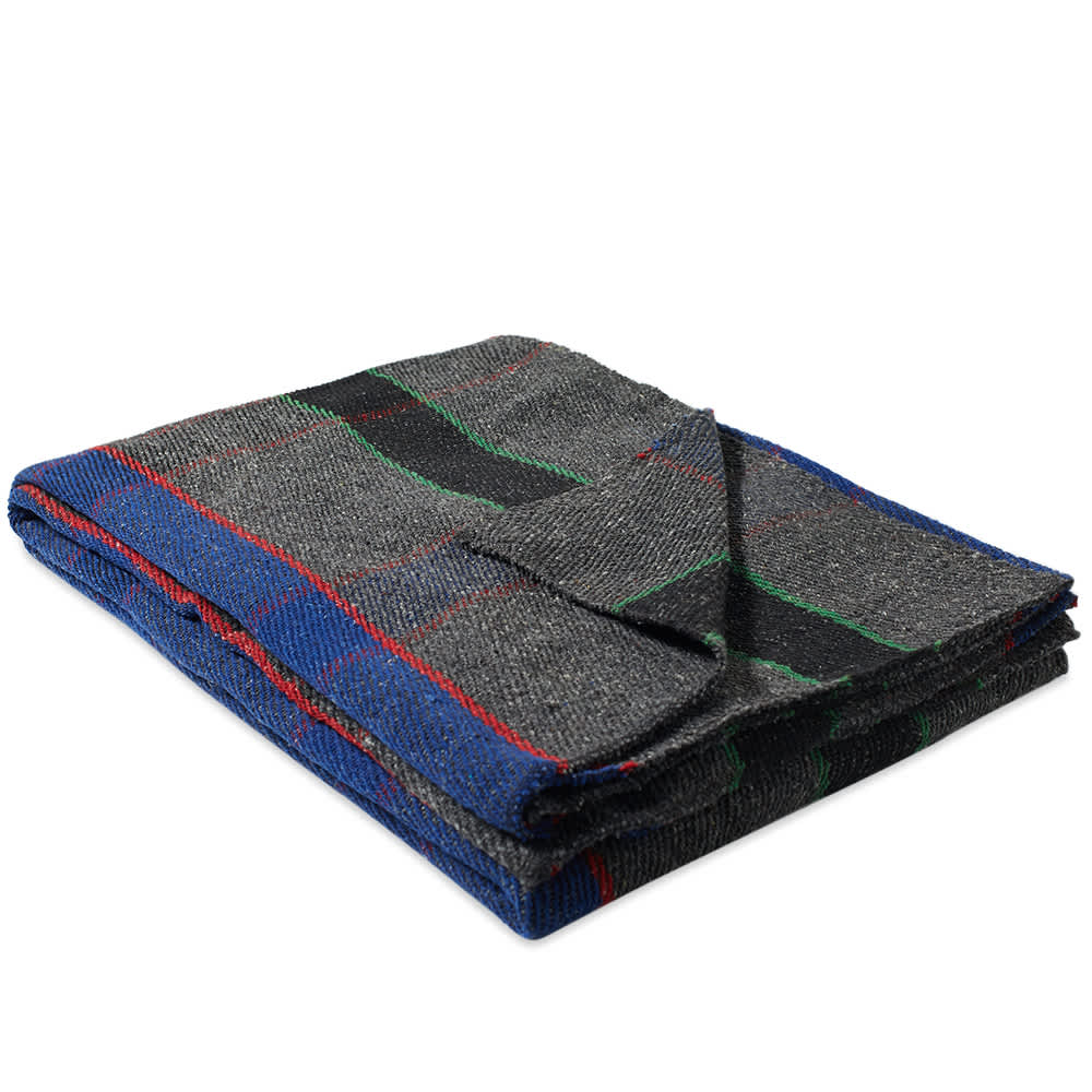 Puebco Universal Recycled Fabric Blanket - Grey