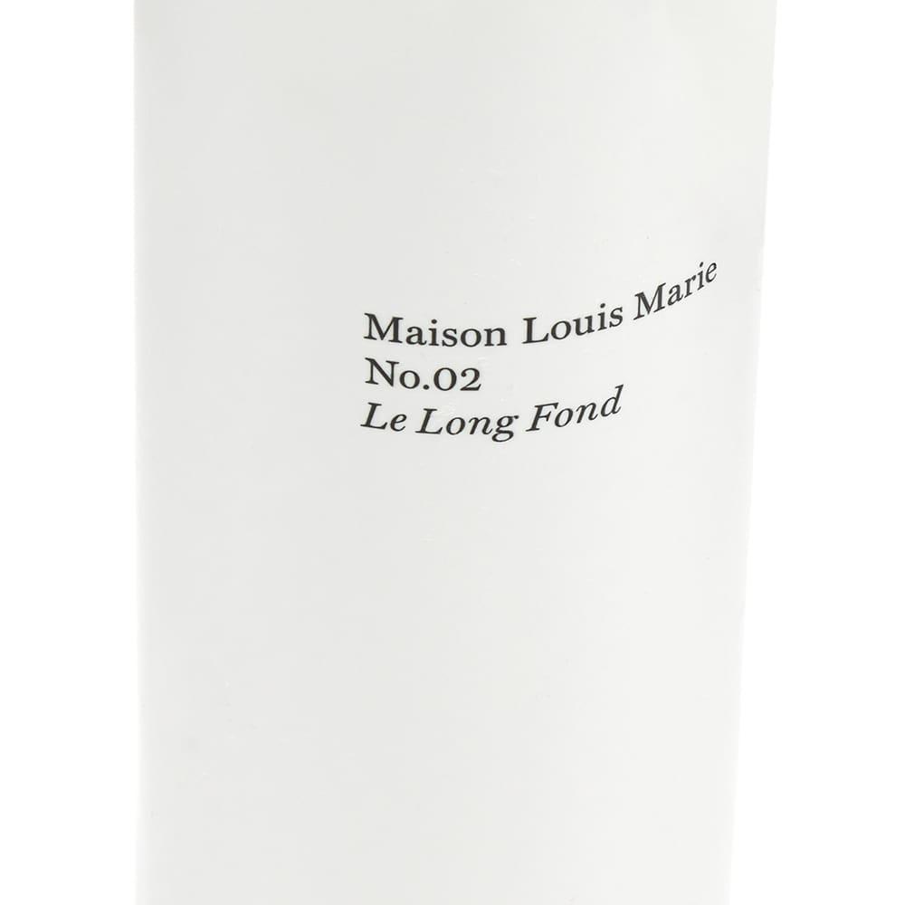 Maison Louis Marie Body & Hand Wash No.02 Le Long Fond - 237Ml