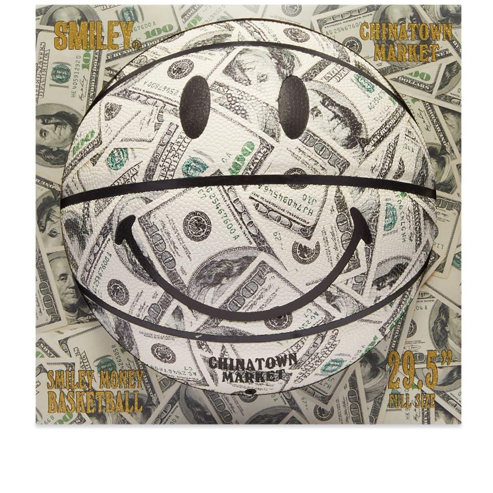 Chinatown Market Smiley Money Ball - Black