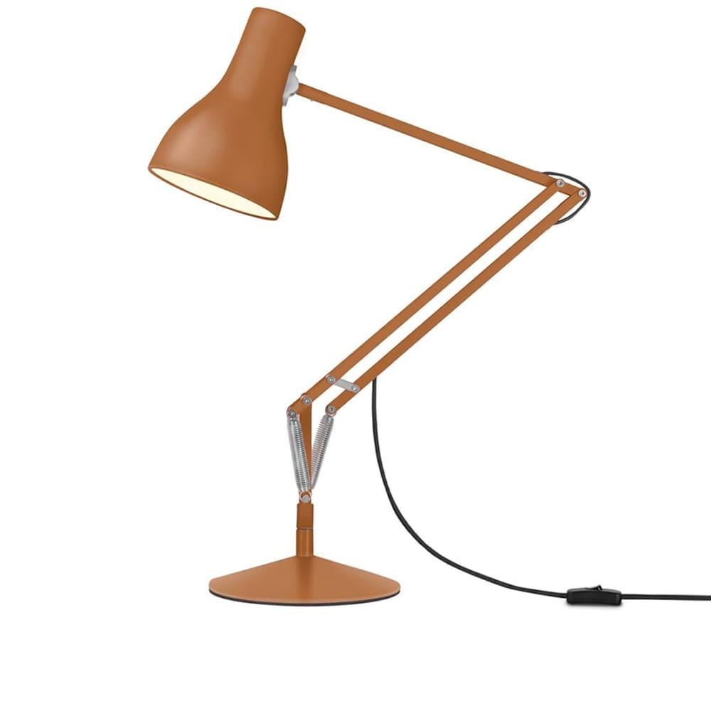 Anglepoise Type 75 Desk Lamp 'Margaret Howell' - Sienna
