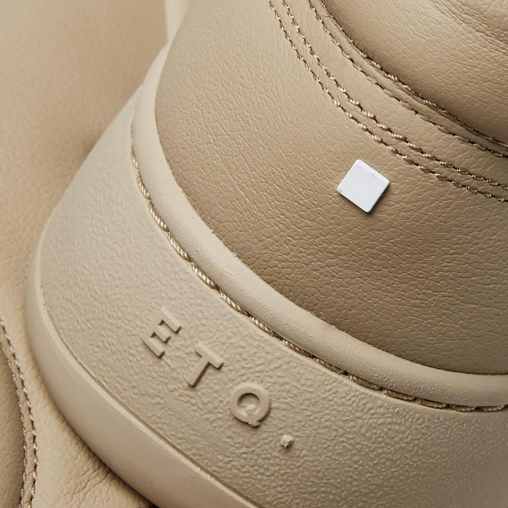 ETQ. Premium Low Top 1 Sneaker - Sand