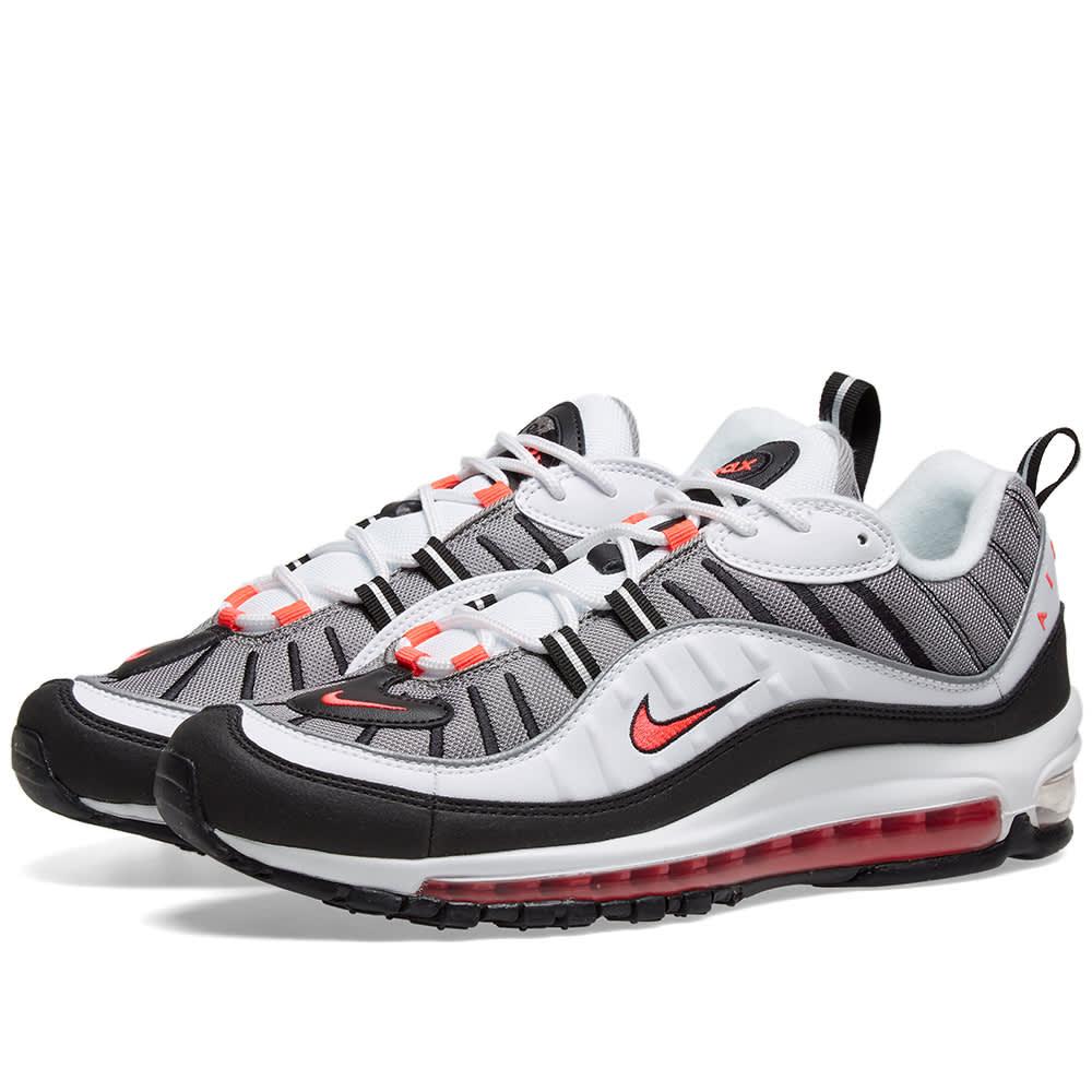 """Nike Air Max 98 """"Solar Red"""""""