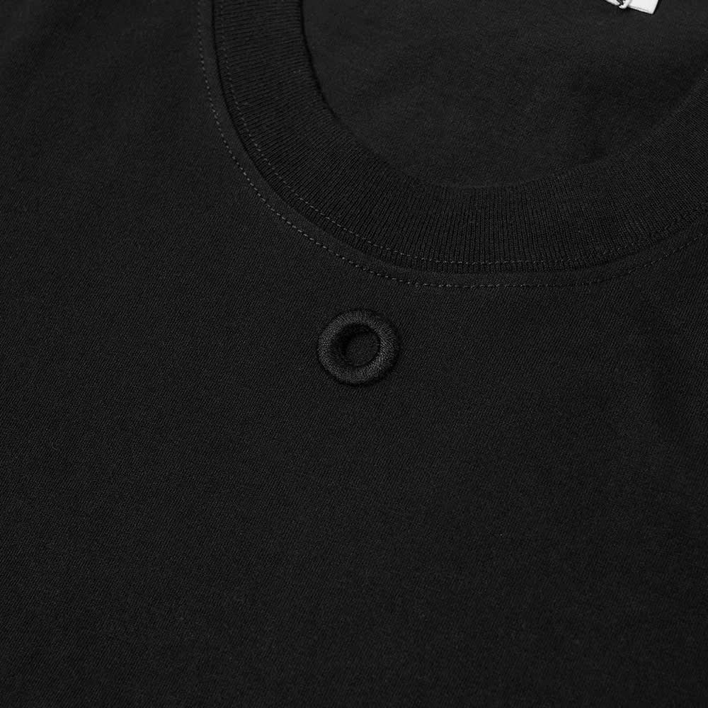 Craig Green Embroidered Hole Tee - Black