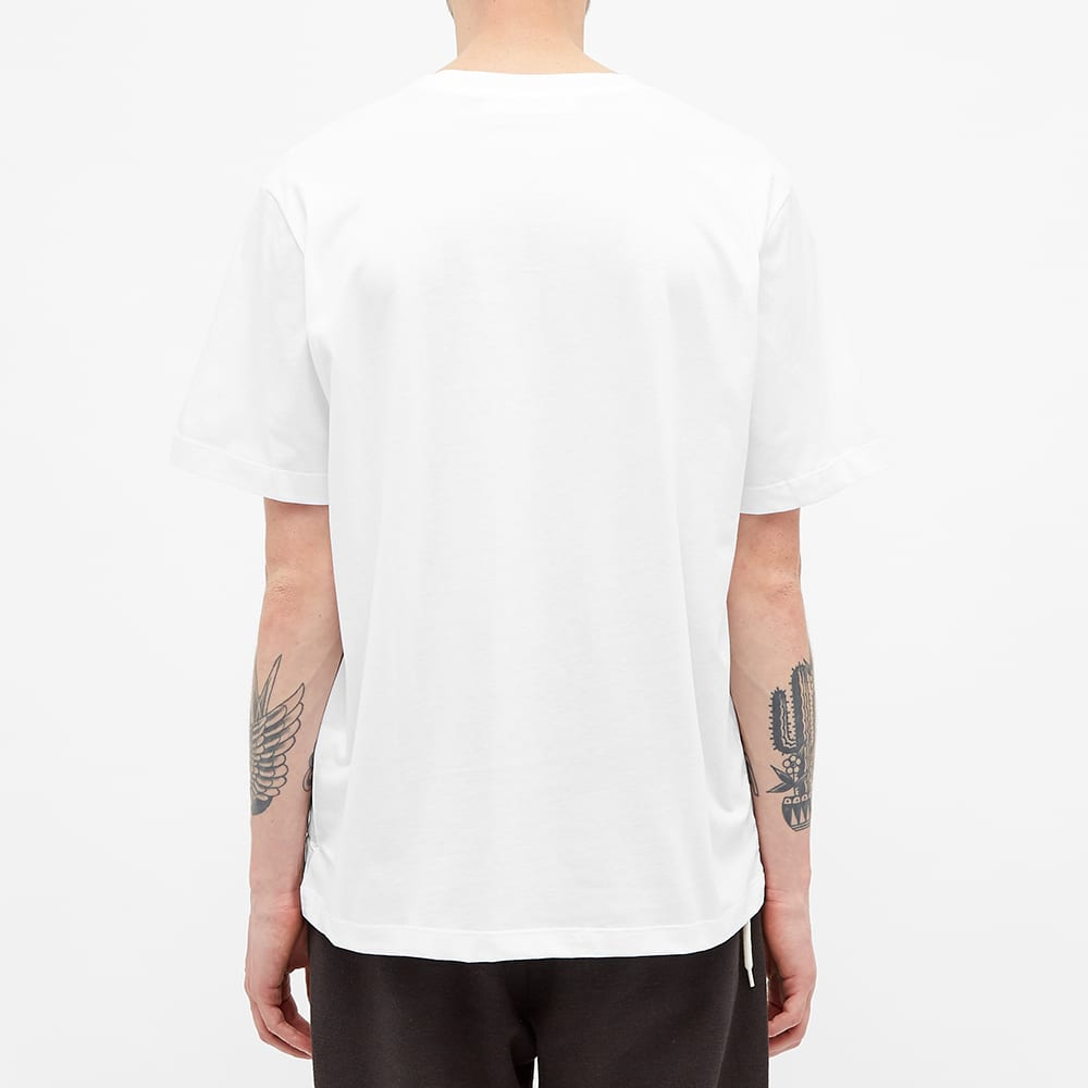 Craig Green Embroidered Hole Tee - White
