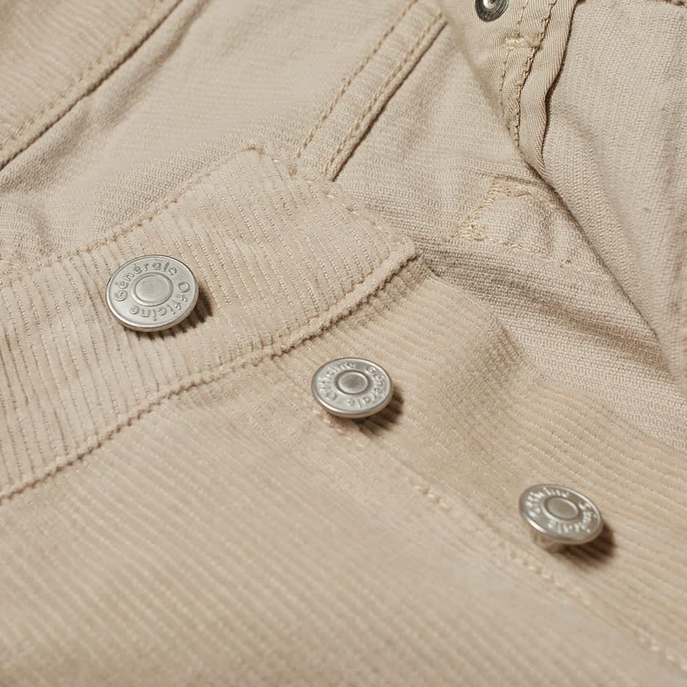 Officine Générale James Corduroy Trousers - Burnt Sand