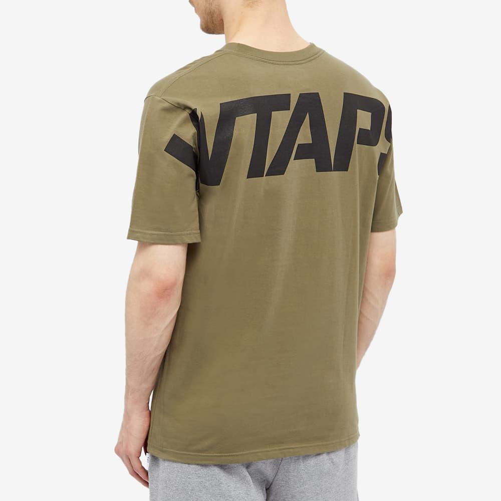 WTAPS Stencil Tee - Olive Drab