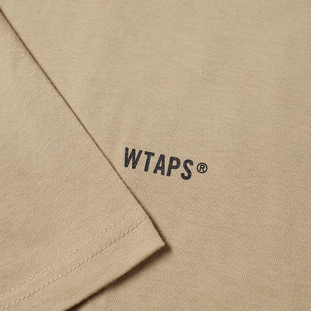 WTAPS OG Logo Tee - Beige