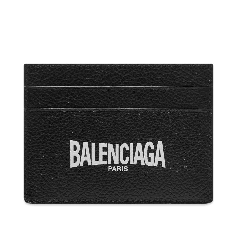 Balenciaga Cash Card Holder - Black & White