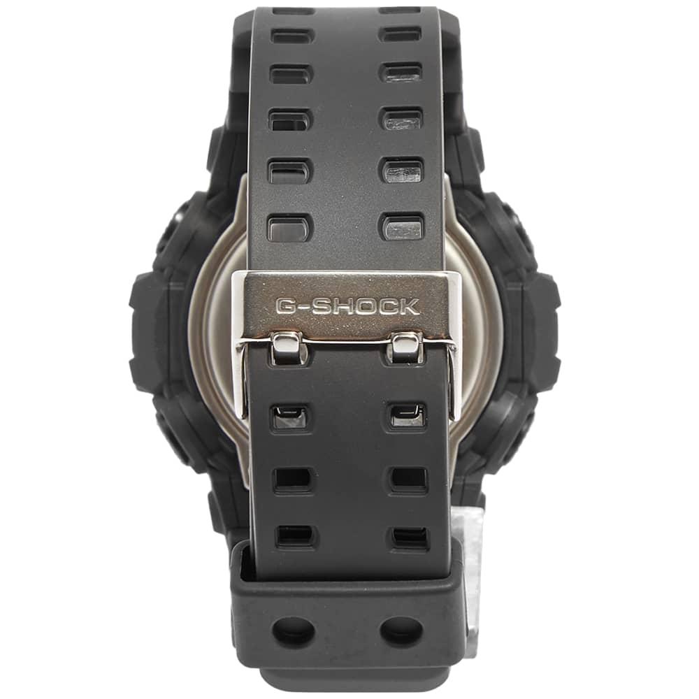 G-Shock GA-700MG-1AER Watch - Black & Green