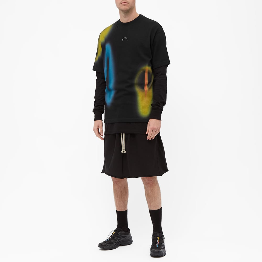 A-COLD-WALL* Hypergraphic Tee - Black
