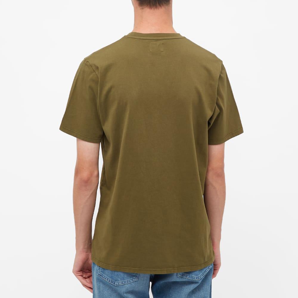 Edwin Dragon Tee - Uniform Green