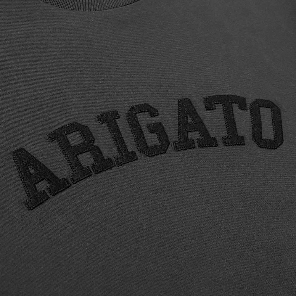 Axel Arigato College Logo Tee - Faded Black