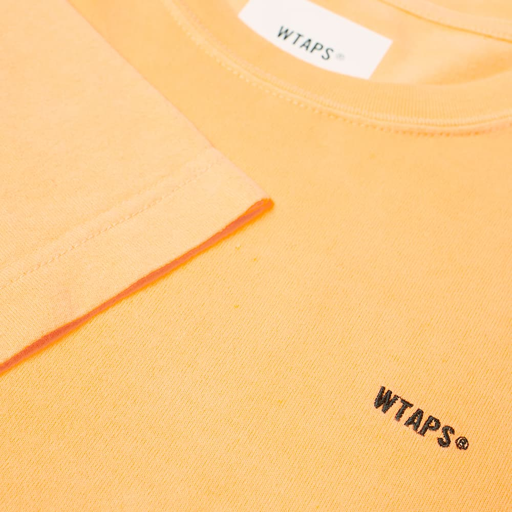 WTAPS Flat 01 Tee - Orange