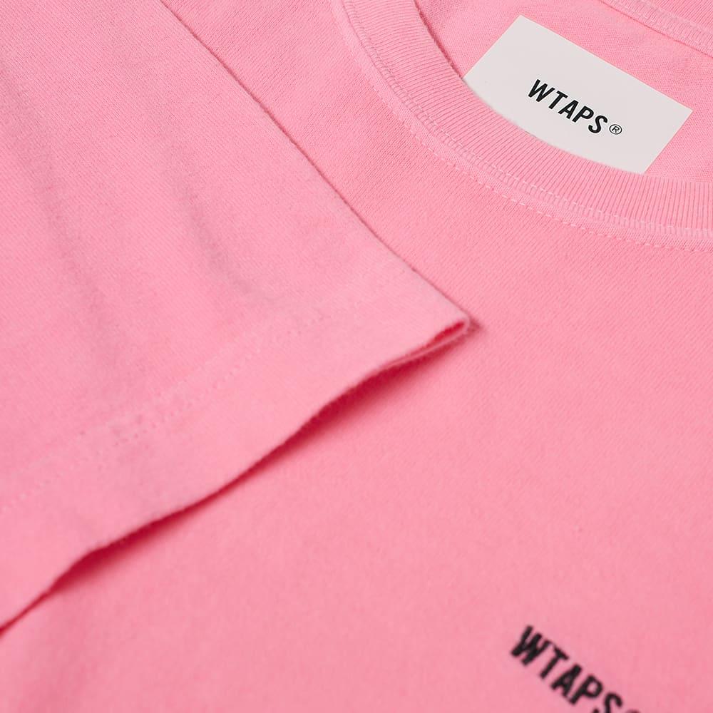 WTAPS Flat 01 Tee - Pink
