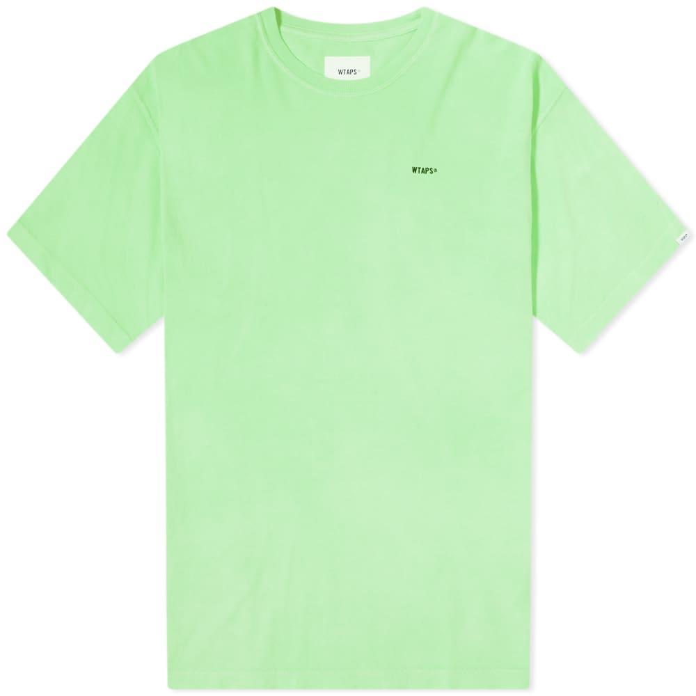 WTAPS Flat 01 Tee - Green