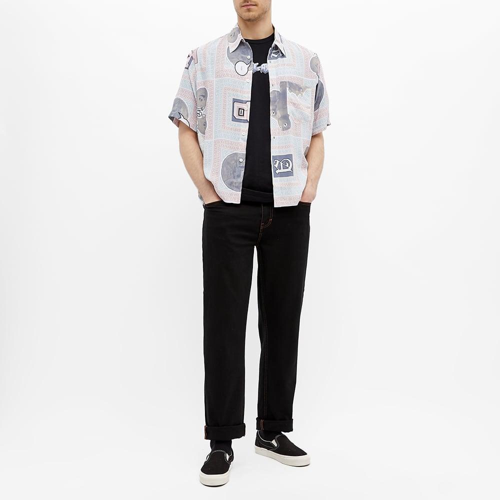 Aries Scarf Print Hawaiian Shirt - Multi