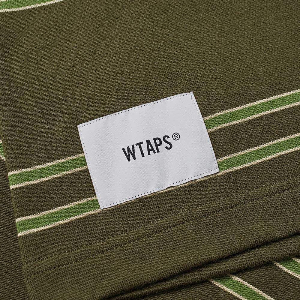 WTAPS Jam 02 Tee - Olive Drab
