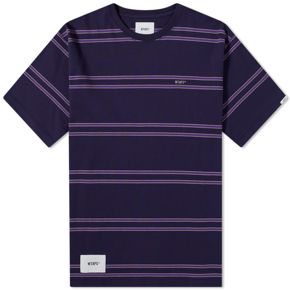 WTAPS Jam 02 Tee - Purple