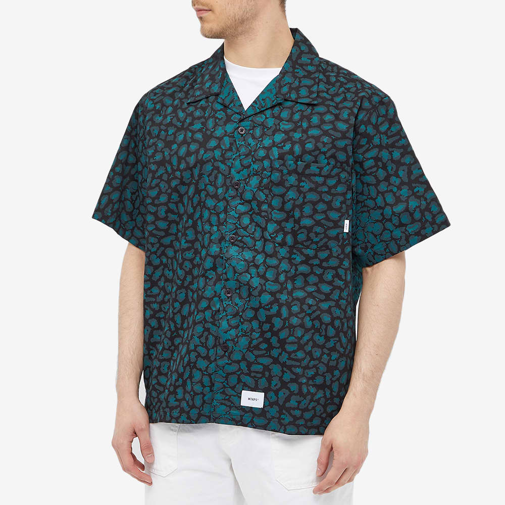 WTAPS Night Vision Shirt - Black