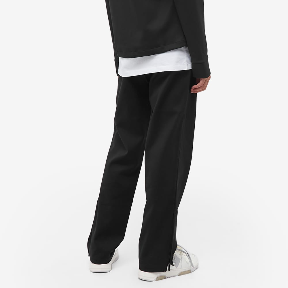 END. x Off-White Till The End Track Pants - Black