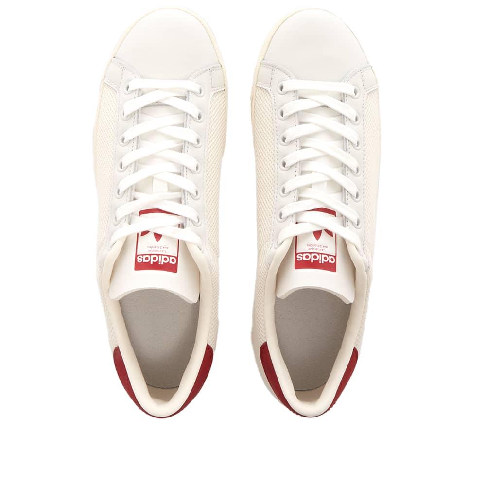 Adidas Rod Laver Vintage OG - Crystal White & Red