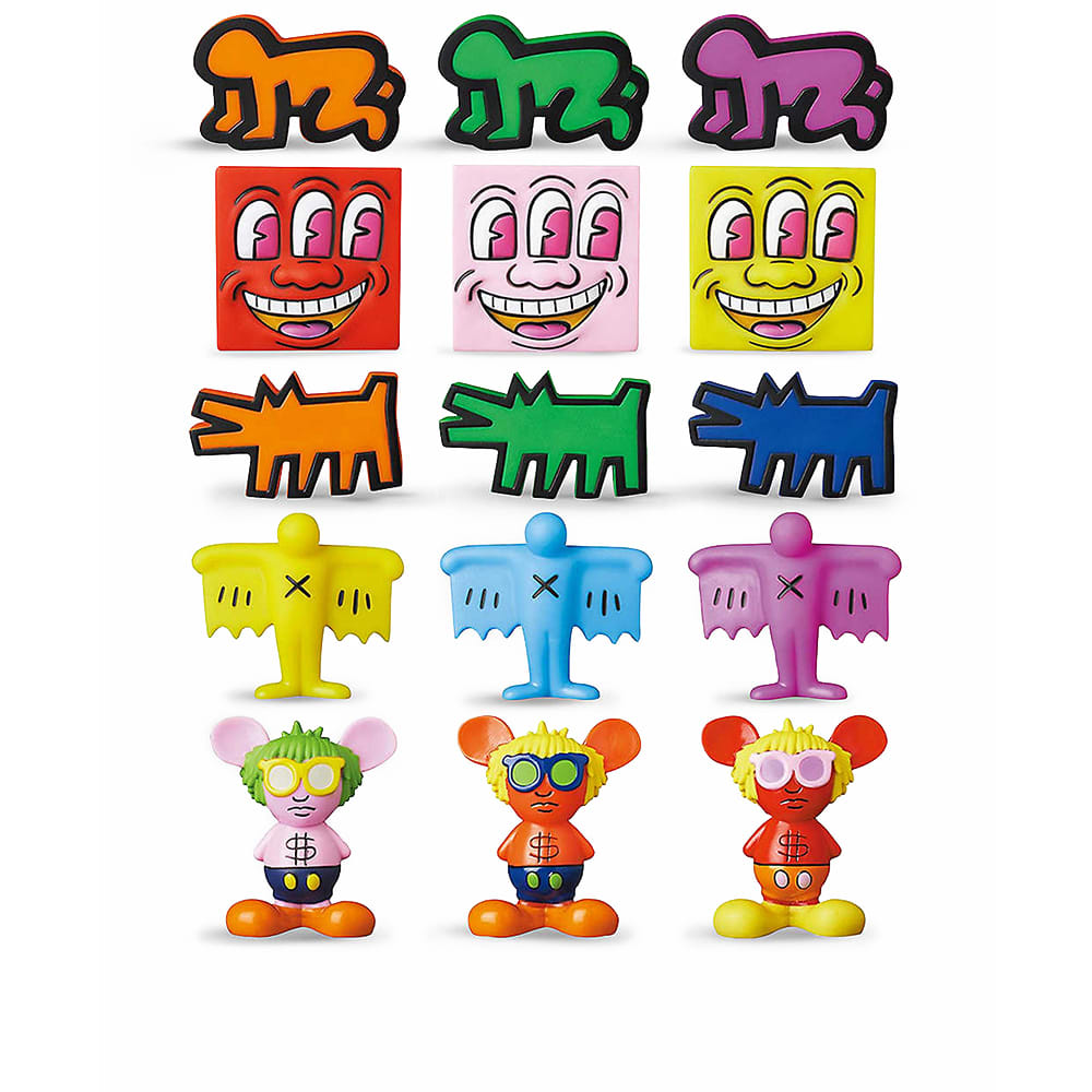 Medicom Mini VCD Keith Haring #2 - N/A