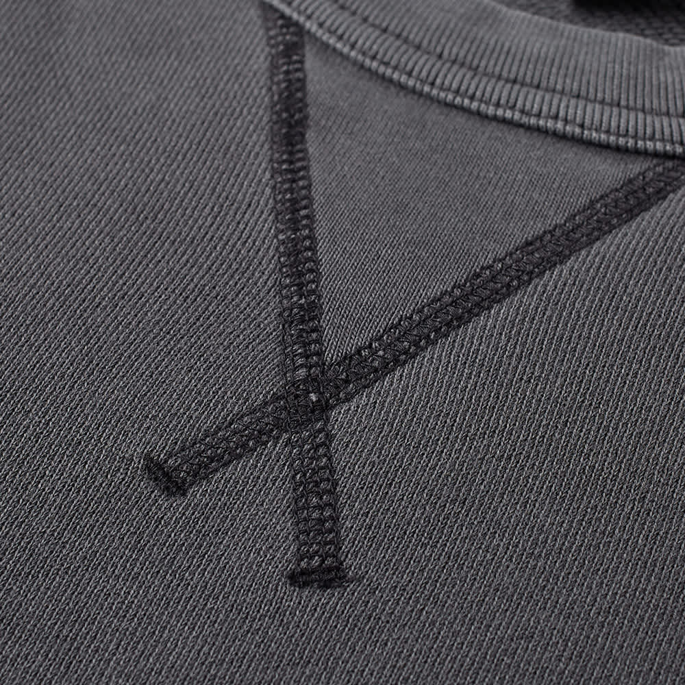 Converse x Fragment Design Essentials Crew Sweat - Washed Black
