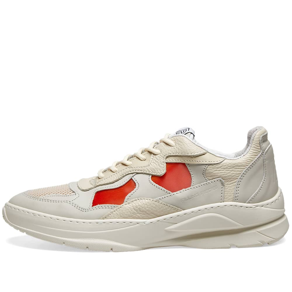 Filling Pieces Low Fade Cosmo Runner - Off White