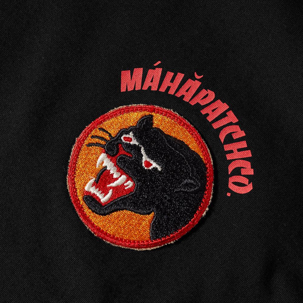Maharishi Vintage Panther Patch Tee - Black