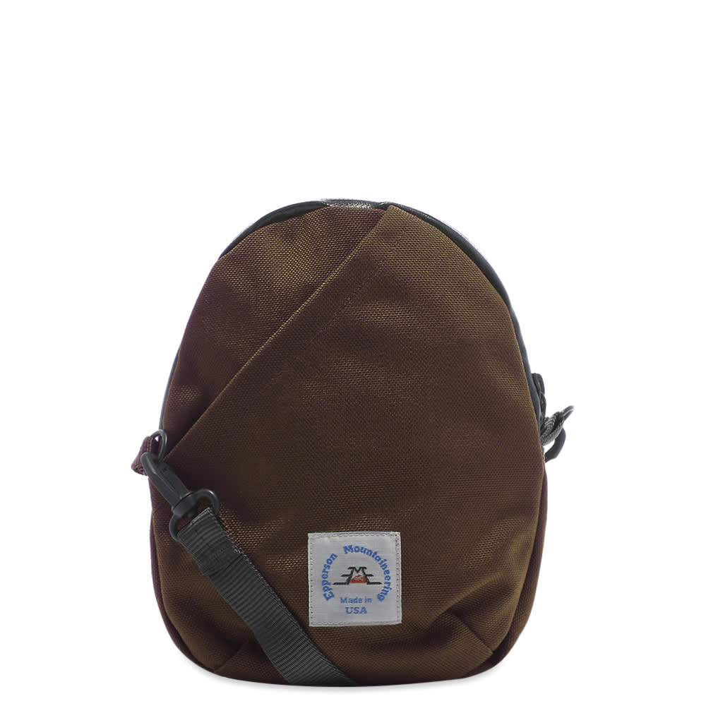 Epperson Mountaineering Carry Pouch - Coffee