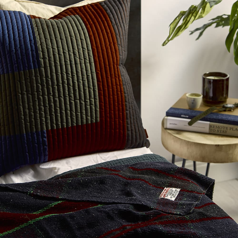 Puebco Universal Recycled Fabric Blanket - Navy