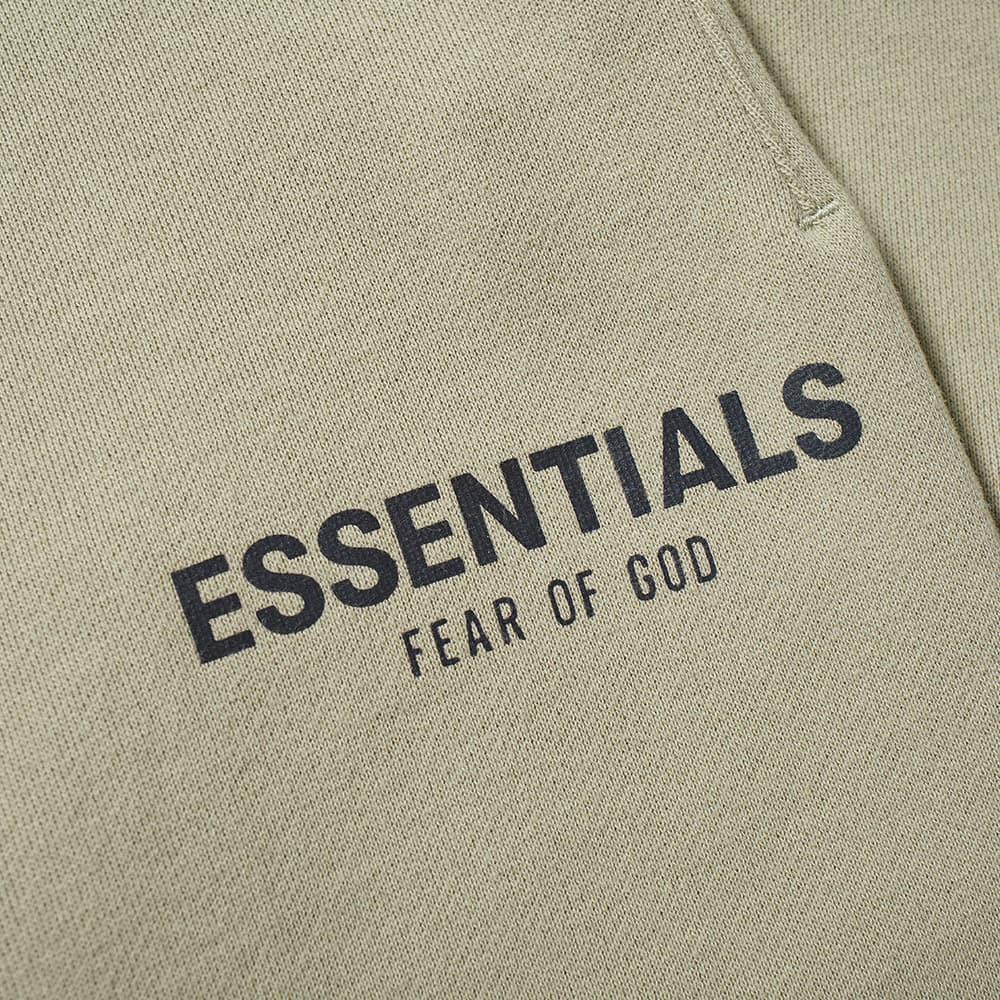 Fear of God ESSENTIALS Sweat Short - Light Green