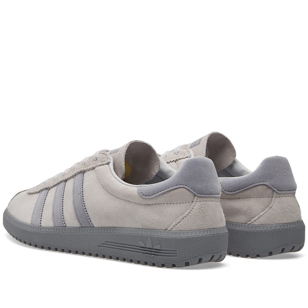 Adidas Bermuda Light Solid Grey | END.