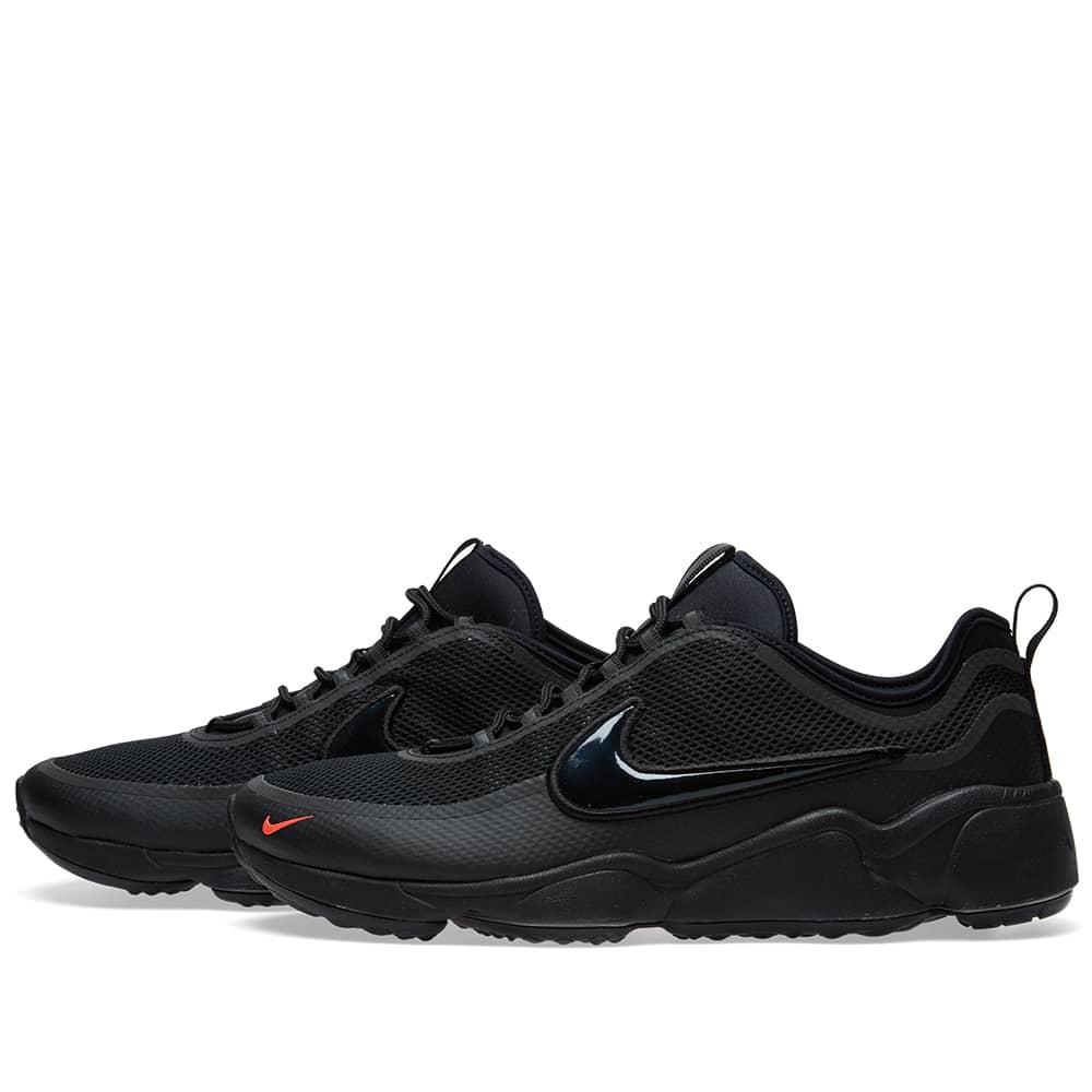 Nike Air Zoom Spiridon Ultra Black