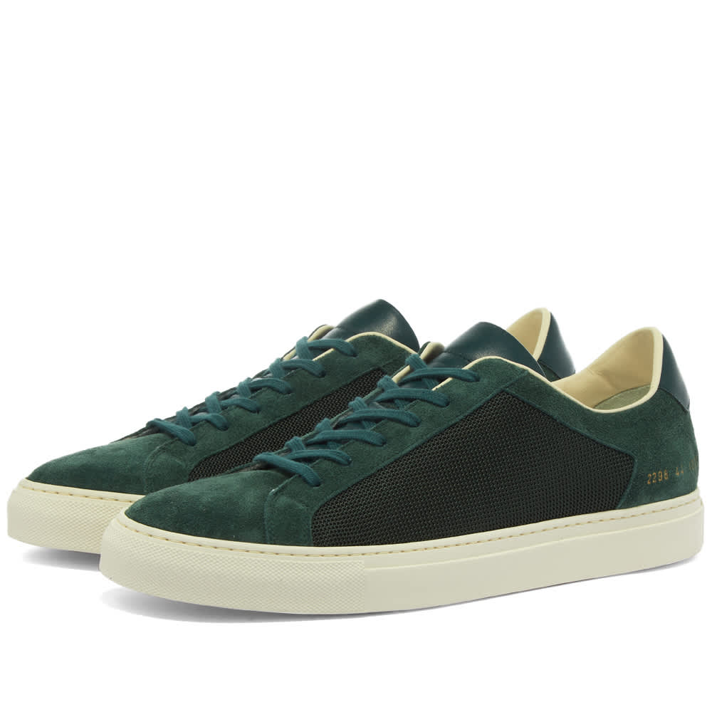Common Projects Retro Summer Edition - Green
