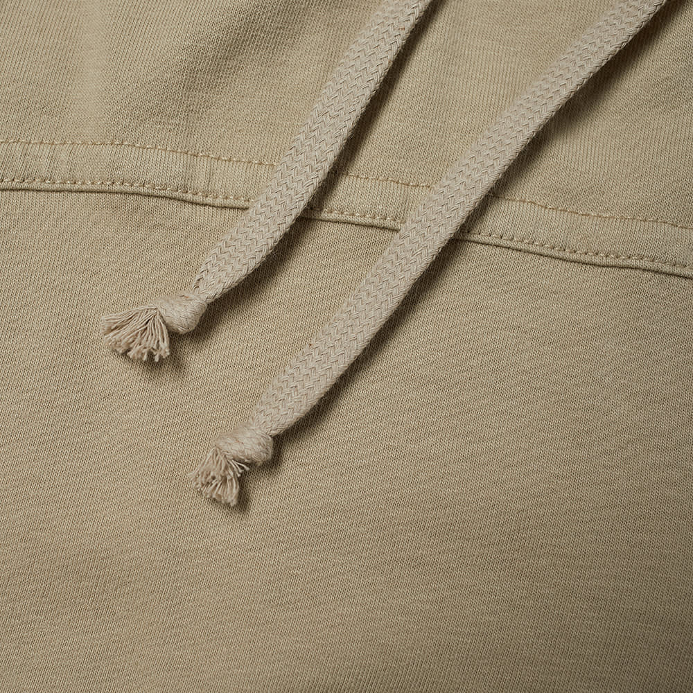 Rick Owens DRKSHDW Prisoner Drawstring Jersey Pant - Pearl