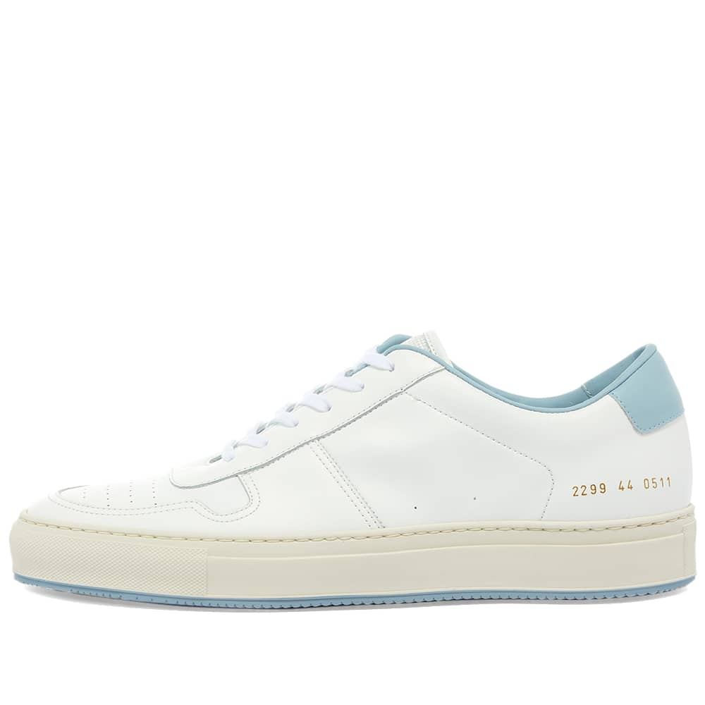 Common Projects B-Ball 90 - White & Blue