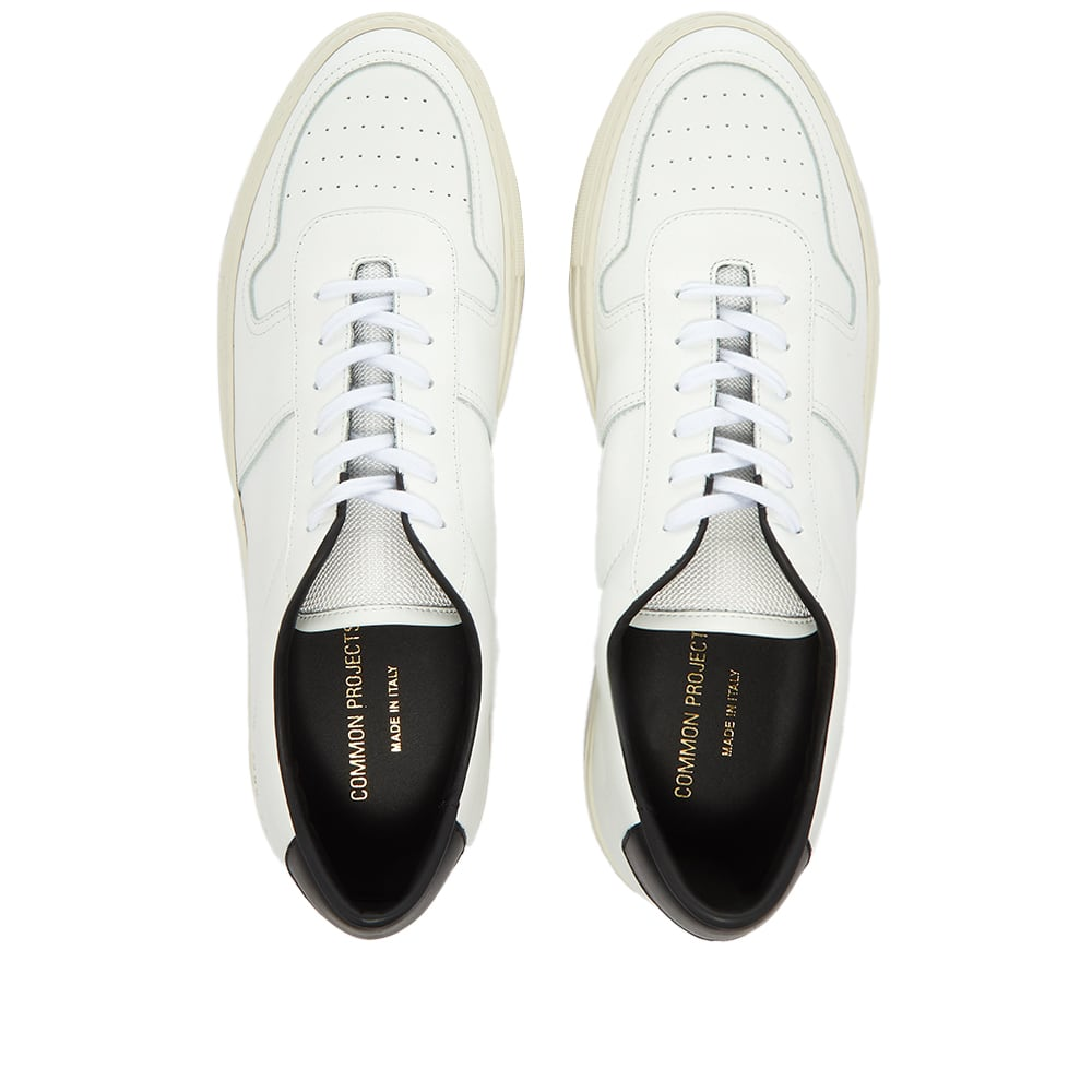 Common Projects B-Ball 90 - White & Black