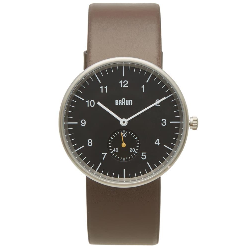 Braun BN0024 Watch - Brown & Black