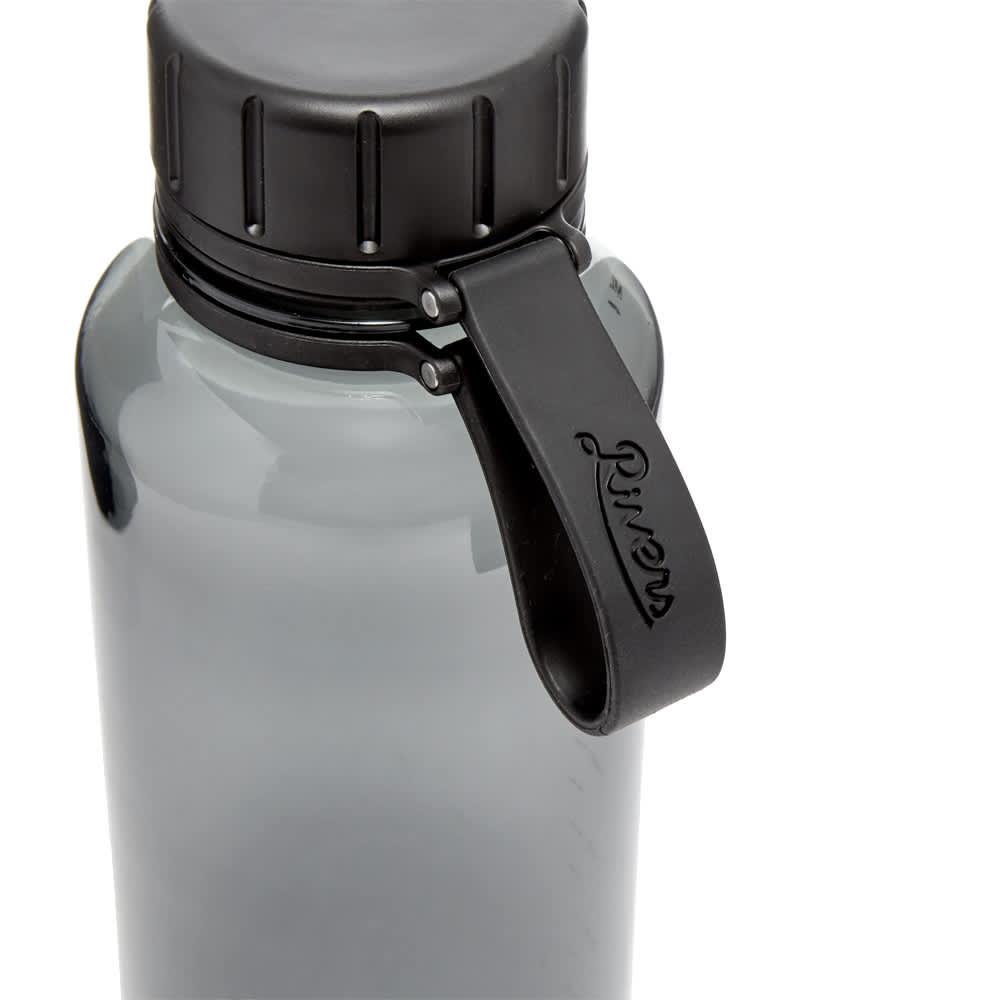 Rivers Stout Air Reusable Bottle - Black 1000ml