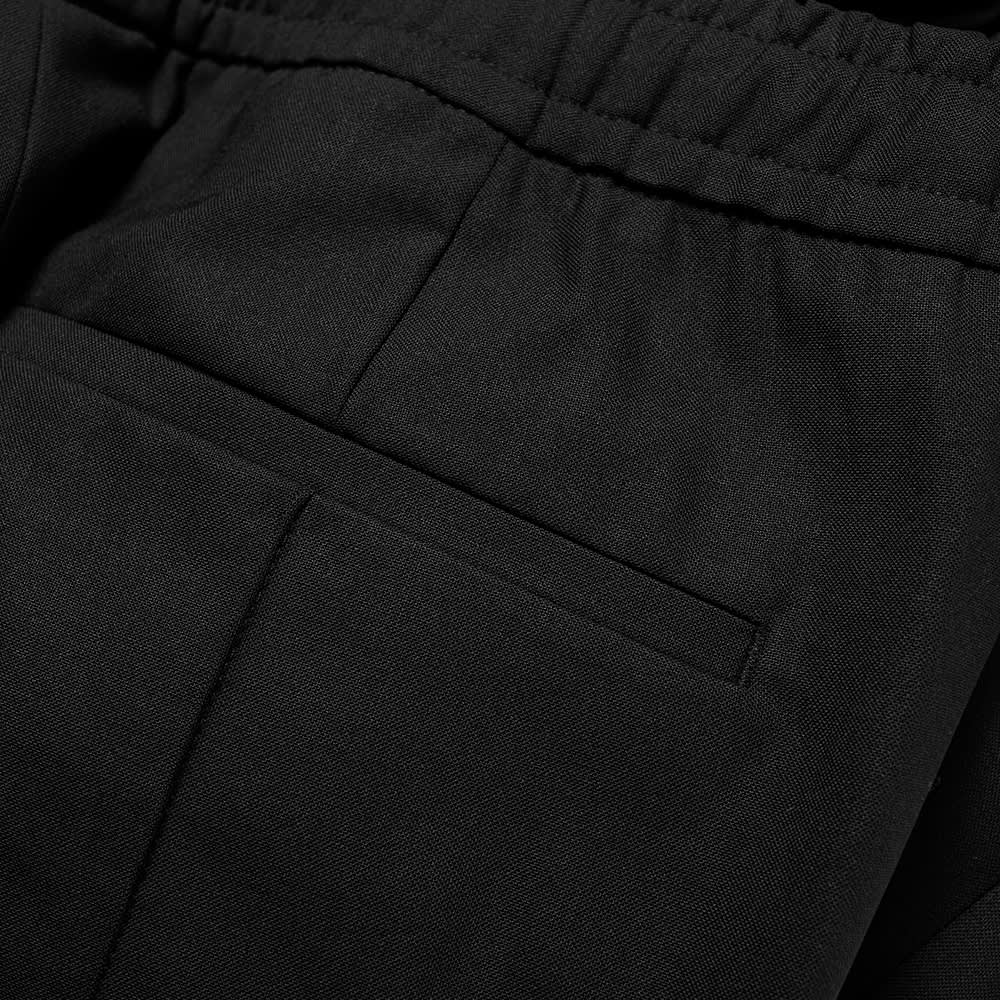 Axel Arigato Signature Wool Trouser - Black
