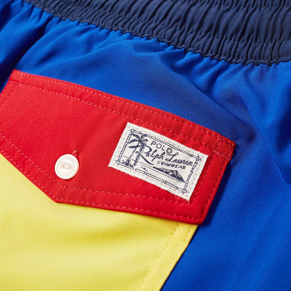 Polo Ralph Lauren Traveller Mix Swim Short - Multi
