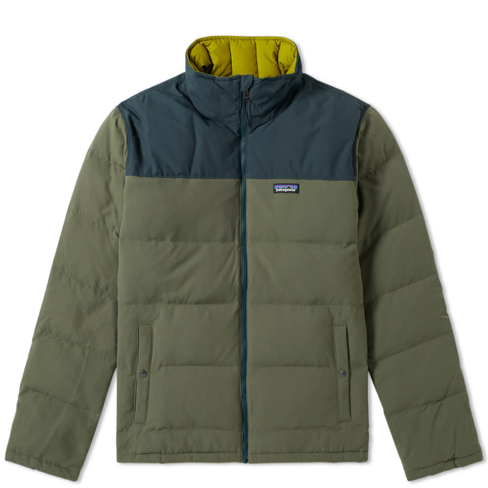 Patagonia Bivy Down Jacket   ASOS