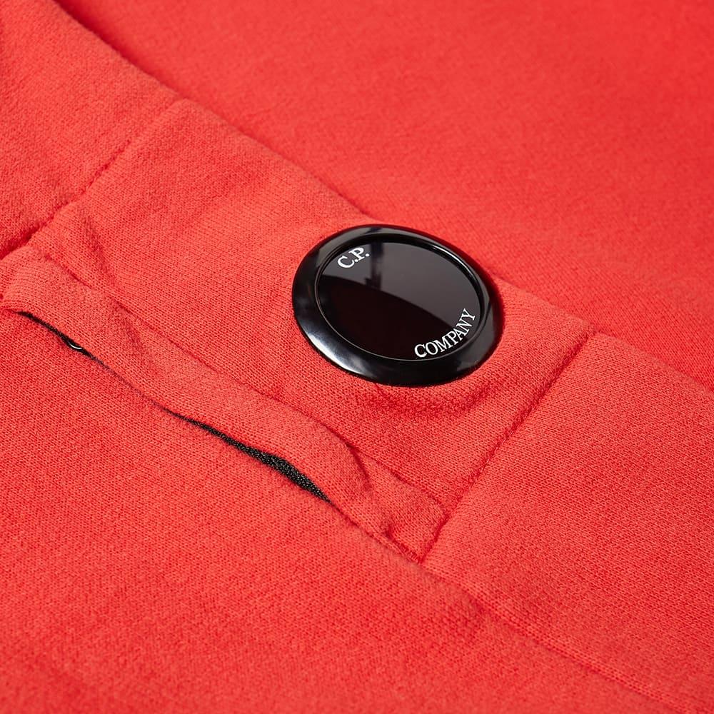 C.P. Company Undersixteen Arm Lens Popover Hoody - Barbados Cherry