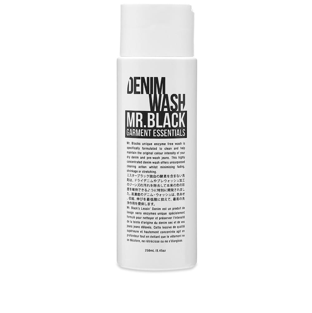 Mr. Black Garment Essentials Denim Wash - 250ml