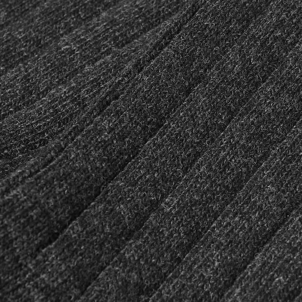 NN07 Sock One - Black