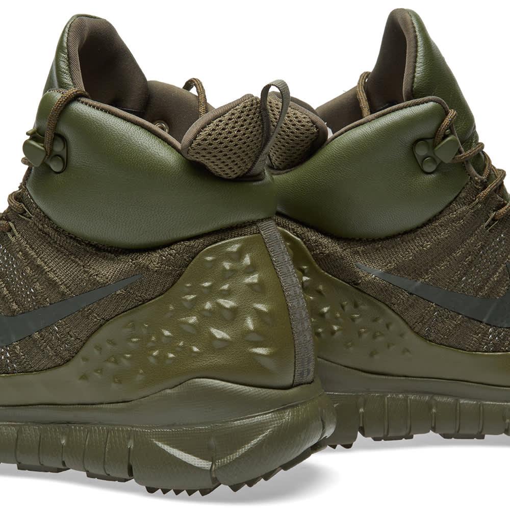 NIKE Men's Lupinek Flyknit Hiking Shoes