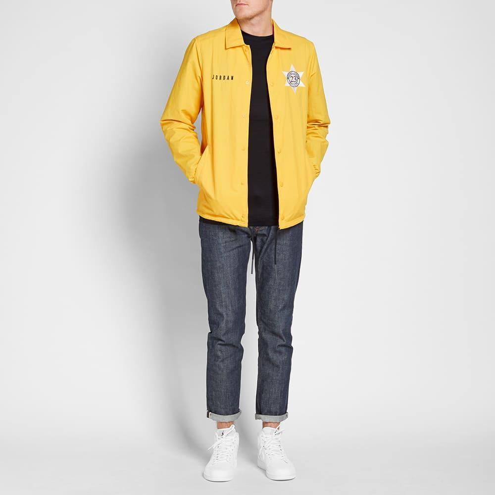 Nike Jordan Pinnacle Security Jacket - Varsity Maize