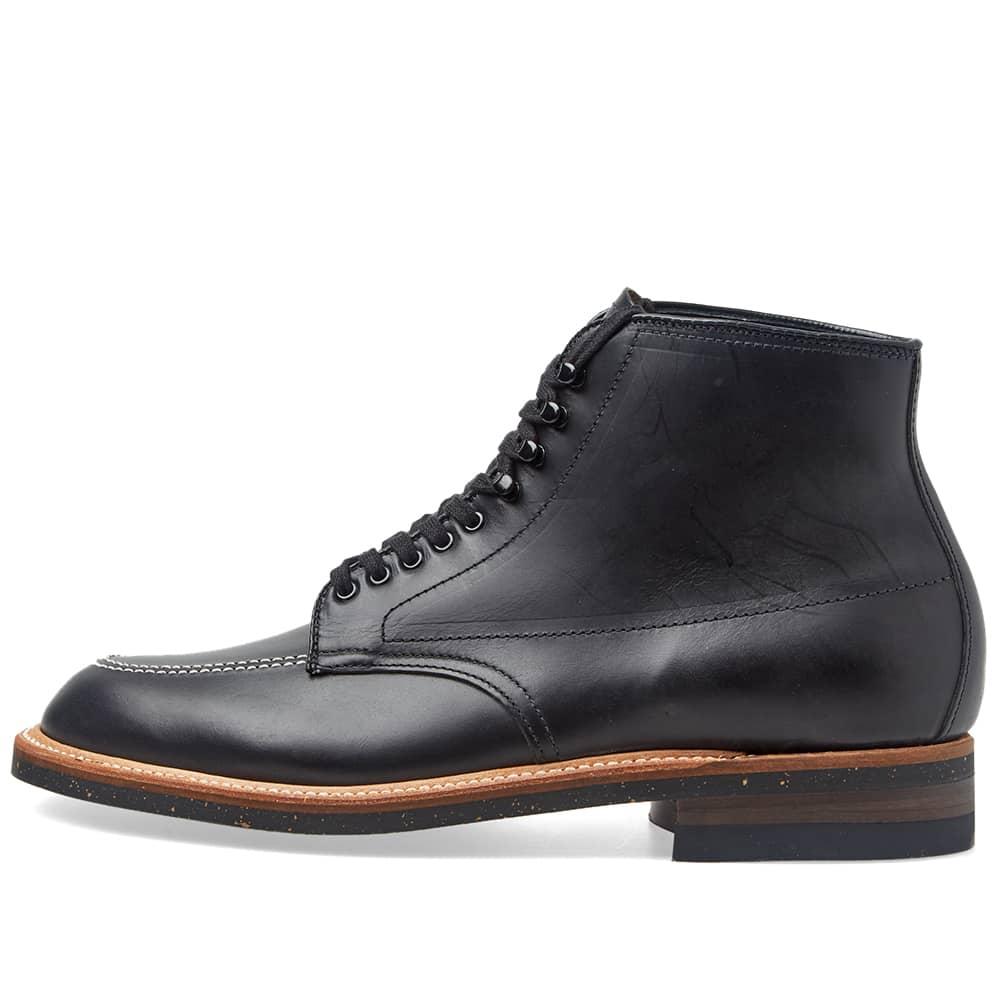 Alden Indy Boot - Black Chromexcel