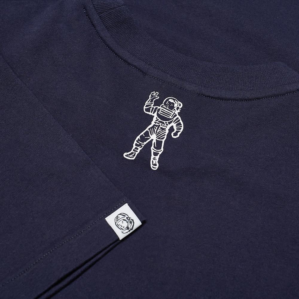 Billionaire Boys Club Mountain Fill Arch Logo Tee - Navy